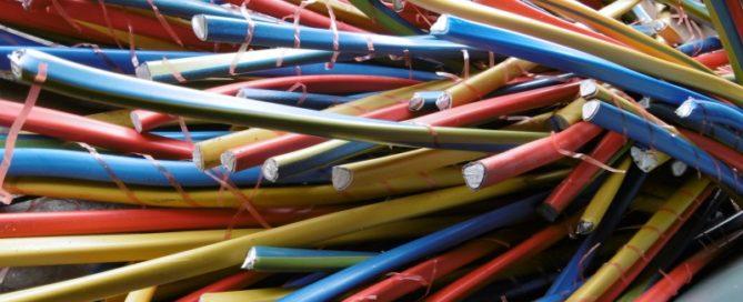 Aluminium-kabels